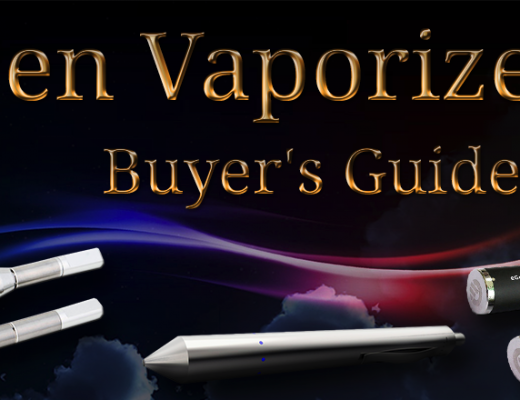 Vape Pen Buyer's Guide 2016 – Best Vaporizer Pens of the Year