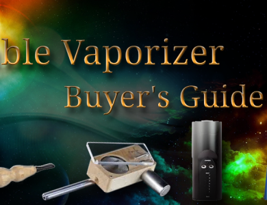 Portable Vaporizer Buyer's Guide 2015