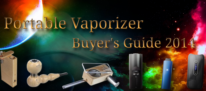 Portable Vaporizer Buyer's Guide 2016