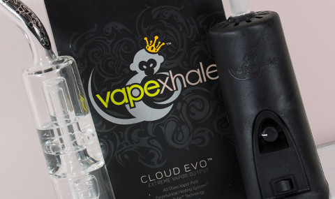 VapeXhale Cloud Evo Vaporizer Review