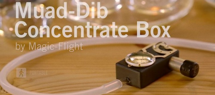 Magic Flight Muad-Dib Concentrate Box Review