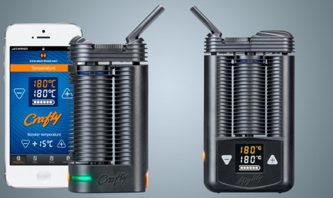 The Crafty & the Mighty Vaporizer Reviews