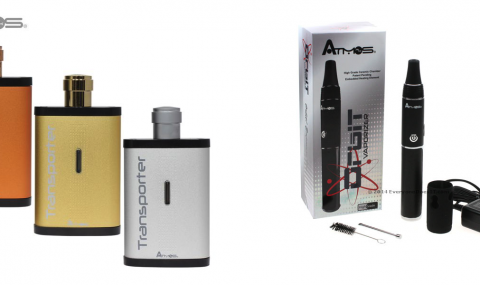 Atmos Transporter & Atmos Orbit Vaporizer Reviews
