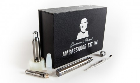 Gentleman's Ambassador Kit V4 Pen Vaporizer Review