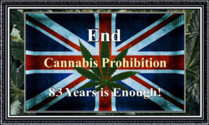 Voters are pushing for legalized marijuana in the UK and Australia