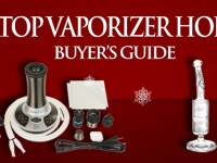 2015 Desktop Vaporizer Holiday Buyer's Guide