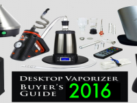 Desktop Vaporizer Buyer's Guide 2016