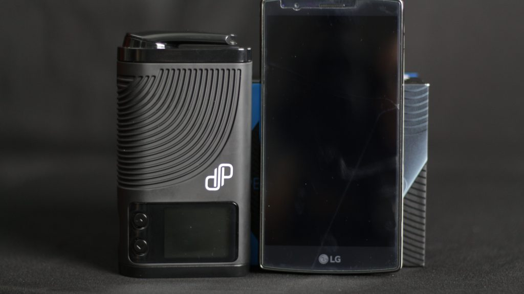 Boundless CFX vs LG G4