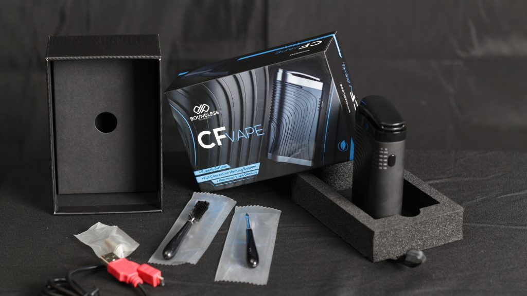Boundless CF unboxing