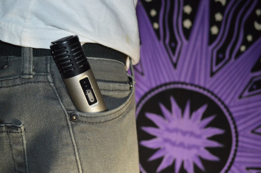 Arizer Air in Pocket