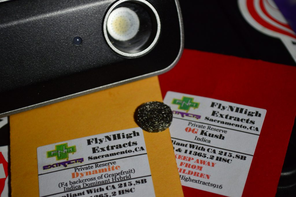 Firefly 2 and High Quality Butane Hash Oil Concentrates