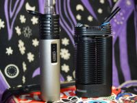 Crafty vs Arizer Air Vaporizer Comparison and Review