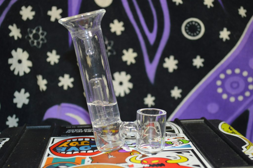 Boost eRig by Dr Dabbers Replaceable Glass Mouthpiece