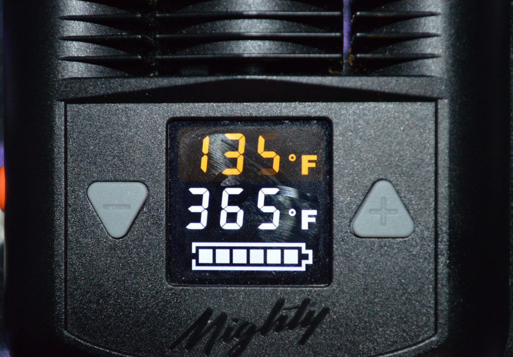 Mighty Temperature Readout