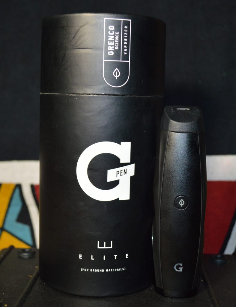 G Pen Elite and Packaging