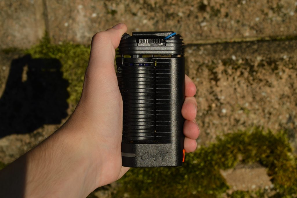Crafty Vape in Hand