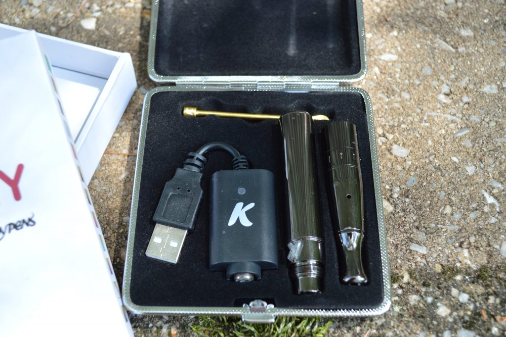 Kandypens Galaxy Vape Pen Review