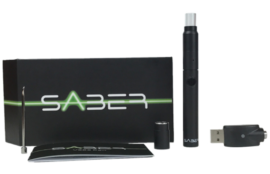 Saber wax vape pen