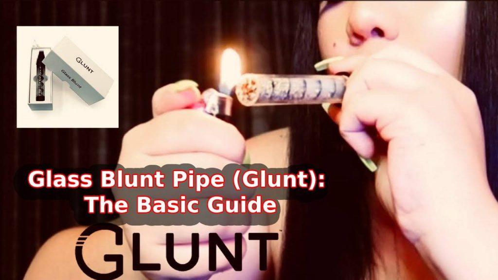 glass basic pipe glunt