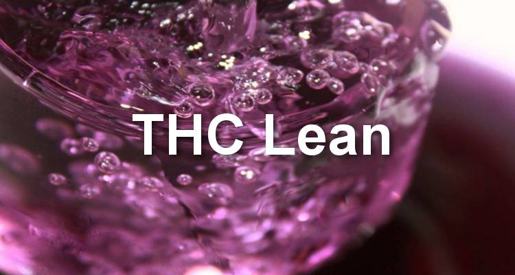 weed lean thc syrup