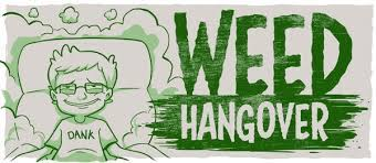 weed hangover: how to cure it
