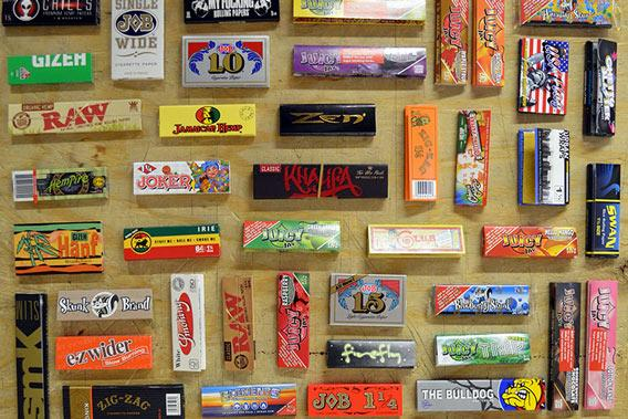 best rolling papers